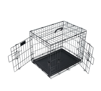 M-Pets Voyager Wire Crate - My Pooch and Co.