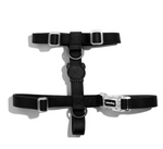 ZEE.DOG Neopro Black H-Harness - My Pooch and Co.