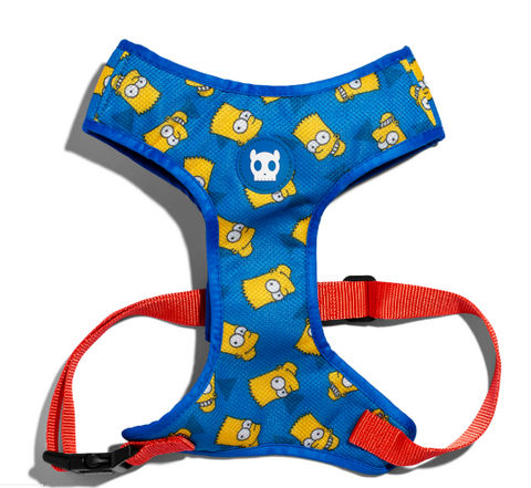 ZEE.DOG Bart Simpson Air Mesh Plus Harness - My Pooch and Co.