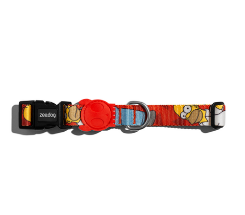 ZEE.DOG Homer Simpson Collar - My Pooch and Co.