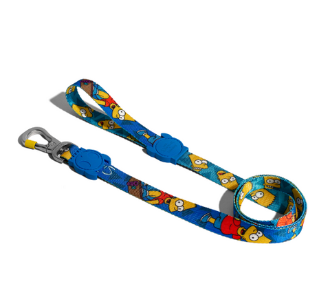 ZEE.DOG Bart Simpson Leash - My Pooch and Co.