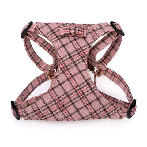 PAWSITIV Handmade Thomas Pink Harness - My Pooch and Co.