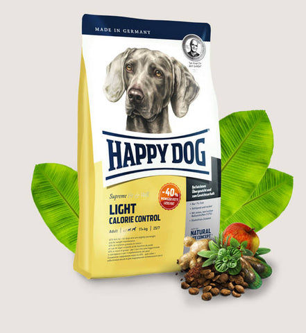 HAPPY DOG Supreme Fit&Well - Light Calorie Control 12.5kg - My Pooch and Co.