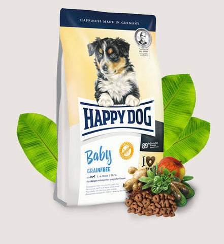 HAPPY DOG Supreme Young Baby Grainfree - My Pooch and Co.