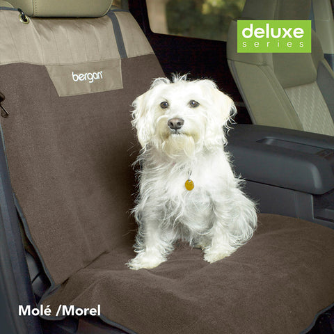 BERGAN Bucket Seat Protector Brown - My Pooch and Co.