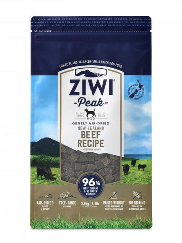 ZIWI PEAK Air-Dried Beef 20g - My Pooch and Co.