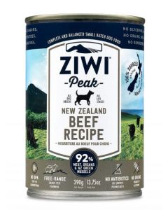 ZIWI PEAK Moist 390g Tins Various Flavours - My Pooch and Co.