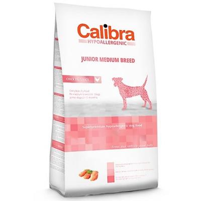 CALIBRA Junior Medium Breed Chicken 3kg - My Pooch and Co.