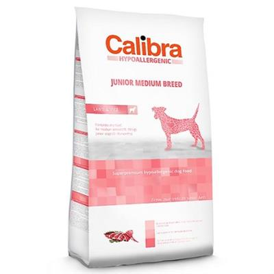 CALIBRA Junior Medium Breed Lamb & Rice 3kg - My Pooch and Co.
