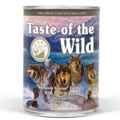 TOTW Wet Formula 375g Various Flavours - My Pooch and Co.