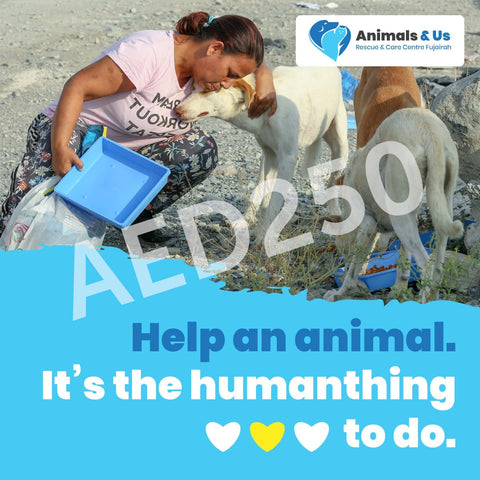 AED250 DONATION - My Pooch and Co.
