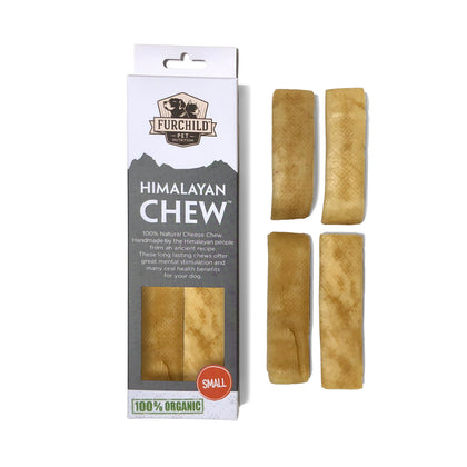 FURCHILD Himalayan Chews Small (4pcs) - My Pooch and Co.