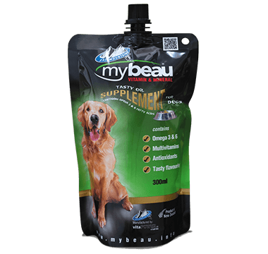 MYBEAU Dog 300ml - My Pooch and Co.