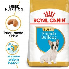 ROYAL CANIN French Bulldog Puppy 3kg - My Pooch and Co.