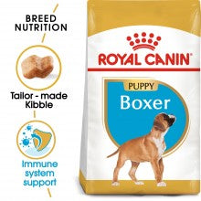 ROYAL CANIN Breed Boxer Puppy 3kg - My Pooch and Co.