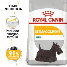 ROYAL CANIN Mini Dermacomfort 3kg - My Pooch and Co.