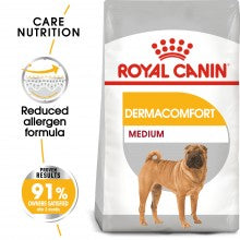 ROYAL CANIN Medium Dermacomfort - My Pooch and Co.