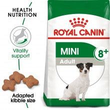 ROYAL CANIN Mini Adult 8+ 2kg - My Pooch and Co.