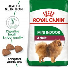 ROYAL CANIN Mini Indoor Adult 1.5kg - My Pooch and Co.