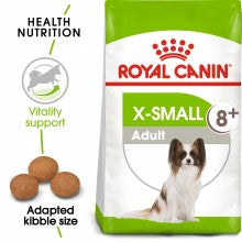 ROYAL CANIN X-Small Adult 8+ 1.5kg - My Pooch and Co.
