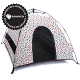 Outdoor Dog Tent Vanilla - My Pooch and Co.