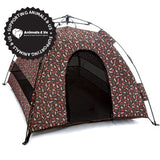 Outdoor Dog Tent Mocha - My Pooch and Co.