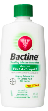 Bactine - Pain Relieving Cleansing Liquid