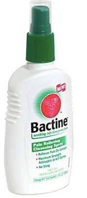 Bactine - Pain Relieving Cleansing Spray