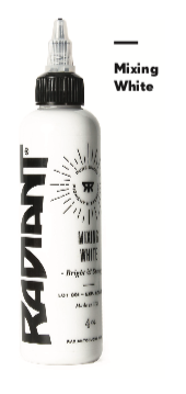 1oz Radiant Mixing White Tattoo Ink
