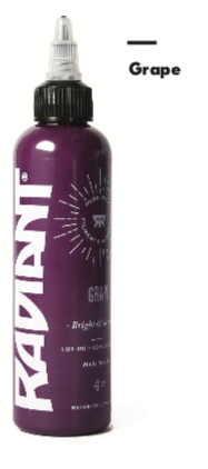 1oz Radiant Grape Tattoo Ink