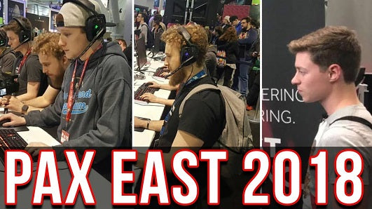 PAX East 2018 Highlights - New Pixio Monitor, Earthfall Gameplay and More!<p></p>Toasty Bros