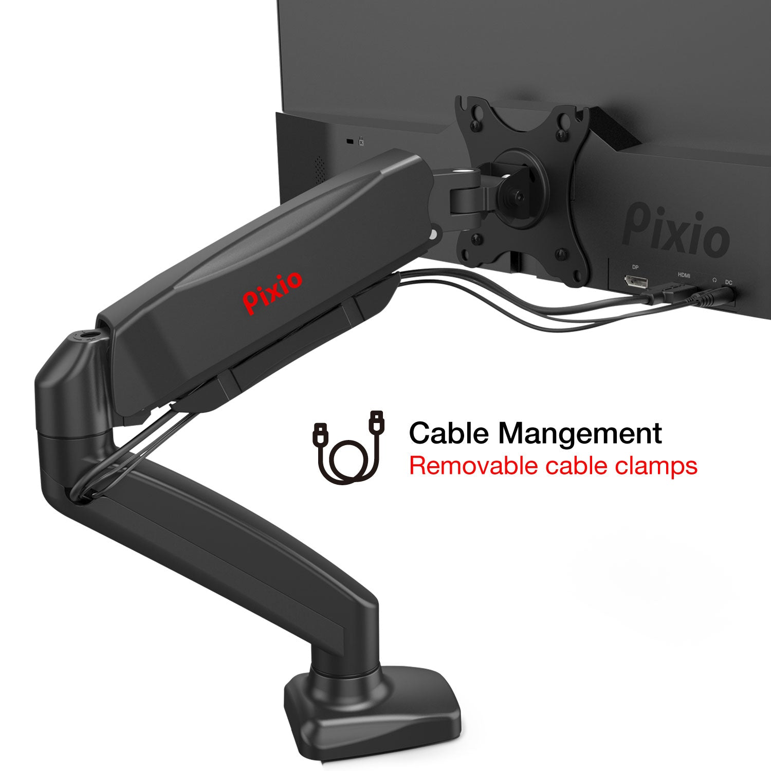 PS1S Single Monitor Arm Mount