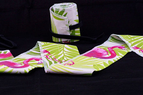 Wrist Wraps - Flamingo Wrap