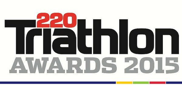 ELIVAR SPONSORS 220TRIATHLON AWARDS 2015