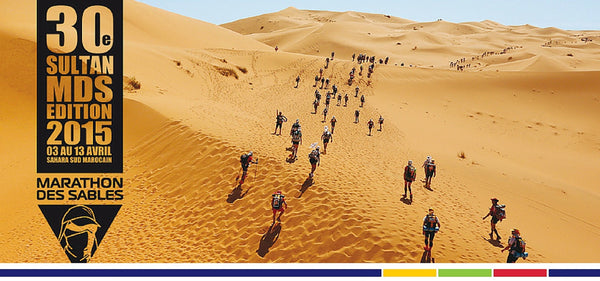 MARATHON DES SABLES – THE TOUGHEST FOOTRACE ON EARTH