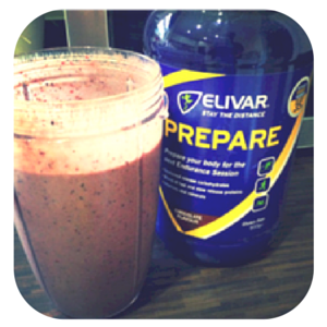 Elivar PREPARE - pre-training meal replacement for the over 35's