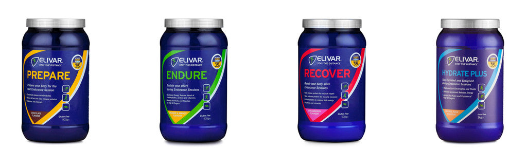 Elivar - Sports Nutrition Optimised for the Over 35's