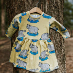 Yellow-hippo-girls-dress