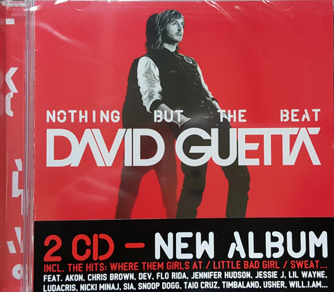 David Guetta - Nothing But the Beat Doppel-CD (EAN: 5099908389428 - ASIN: B0053OW4WU)