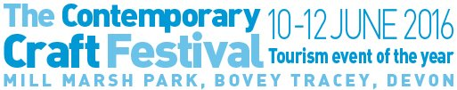 New website & Bovey Tracey Contemporary Craft Fair