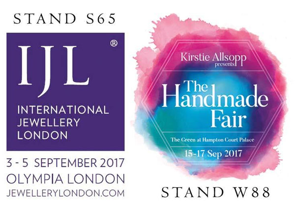Upcoming Shows | International Jewellery London | Kristie Allsop's Handmade Fair
