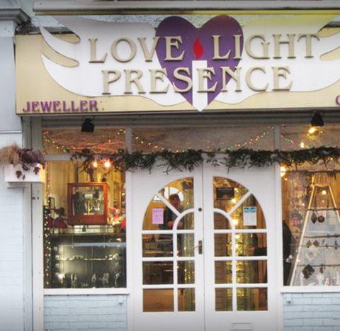 Love, Light & Presence Jewellery Gallery