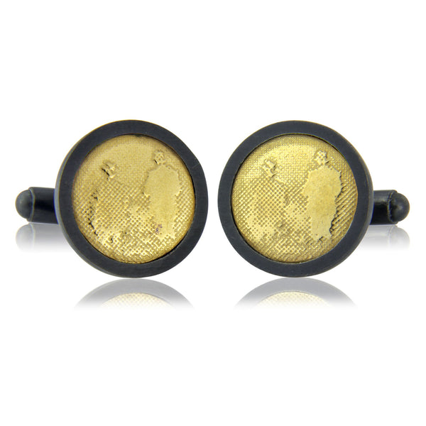 Countryside Couple Cufflinks