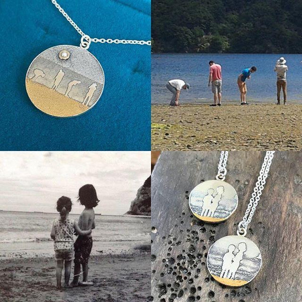 Deposit for Personalised Photo Jewellery