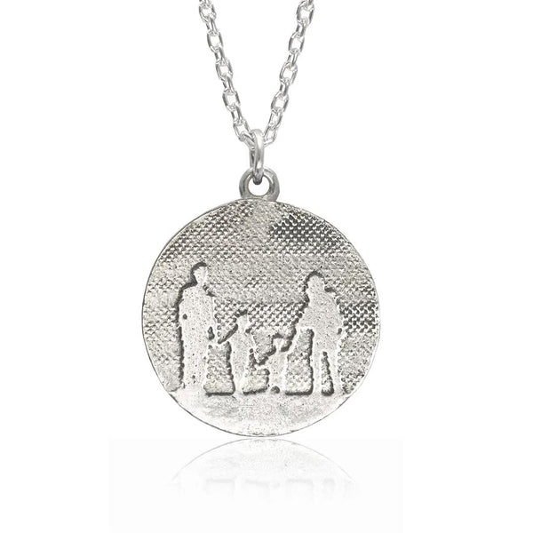 Family Necklace (round)