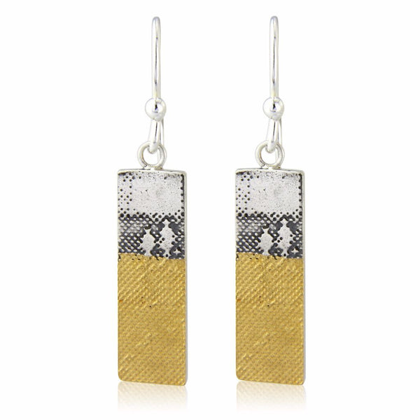 Footprints in the Sand Earrings
