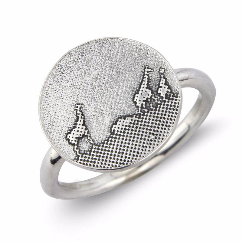 Giraffe Family Ring