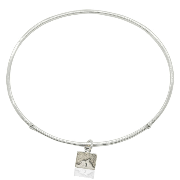 Kissing Bunny Rabbit Bangle