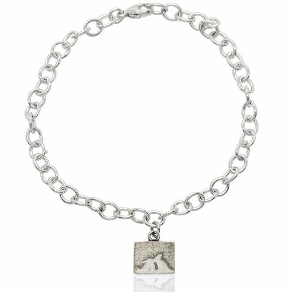 Kissing Bunny Rabbit Bracelet
