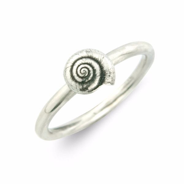 Little Round Shell Ring